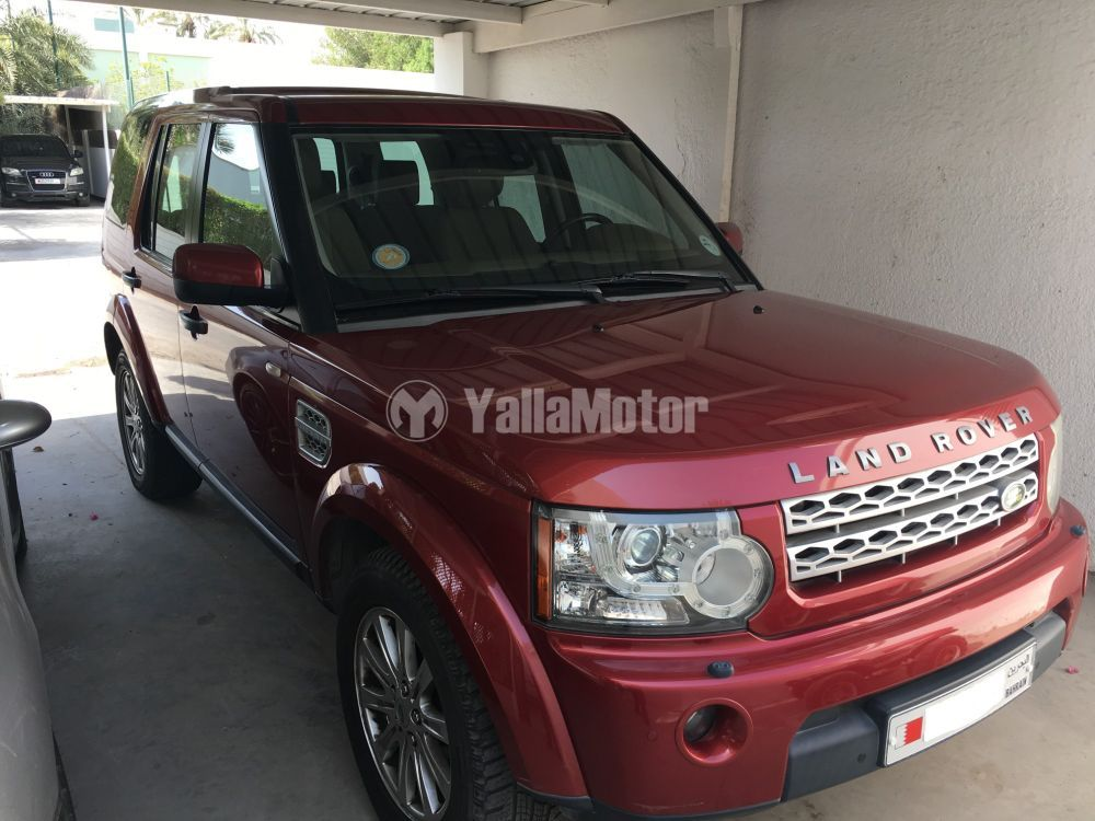 Used Land Rover Discovery 3.0L SC V6 HSE 2010