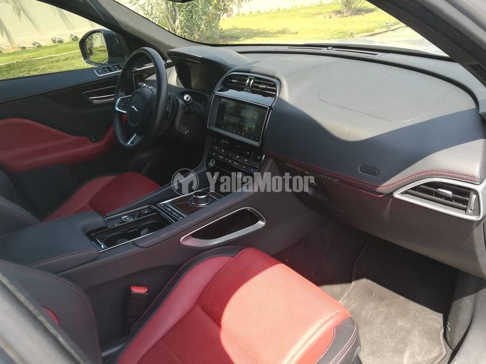 Used Jaguar F-Pace 2017