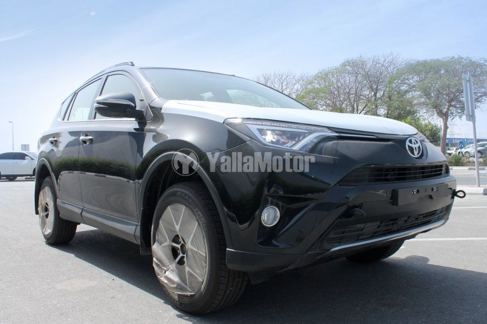 Used Toyota Rav4 2018