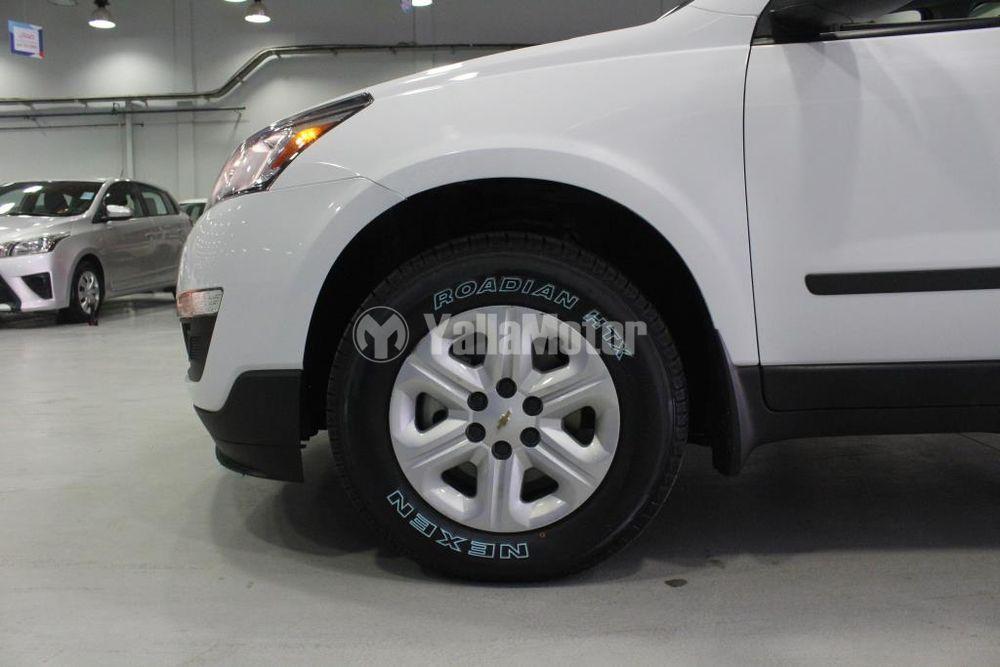 Used Chevrolet Traverse 2017
