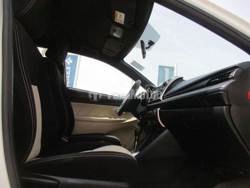 Used Toyota Yaris 2016