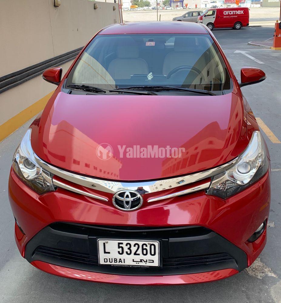 Used Toyota Yaris Sedan 1 5 Se Plus 2015 894549 Yallamotor Com