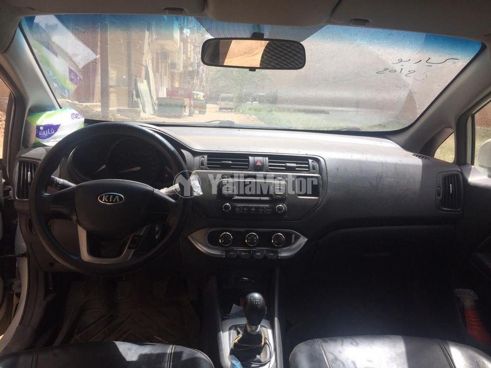 Used Kia Rio Hatchback 2012