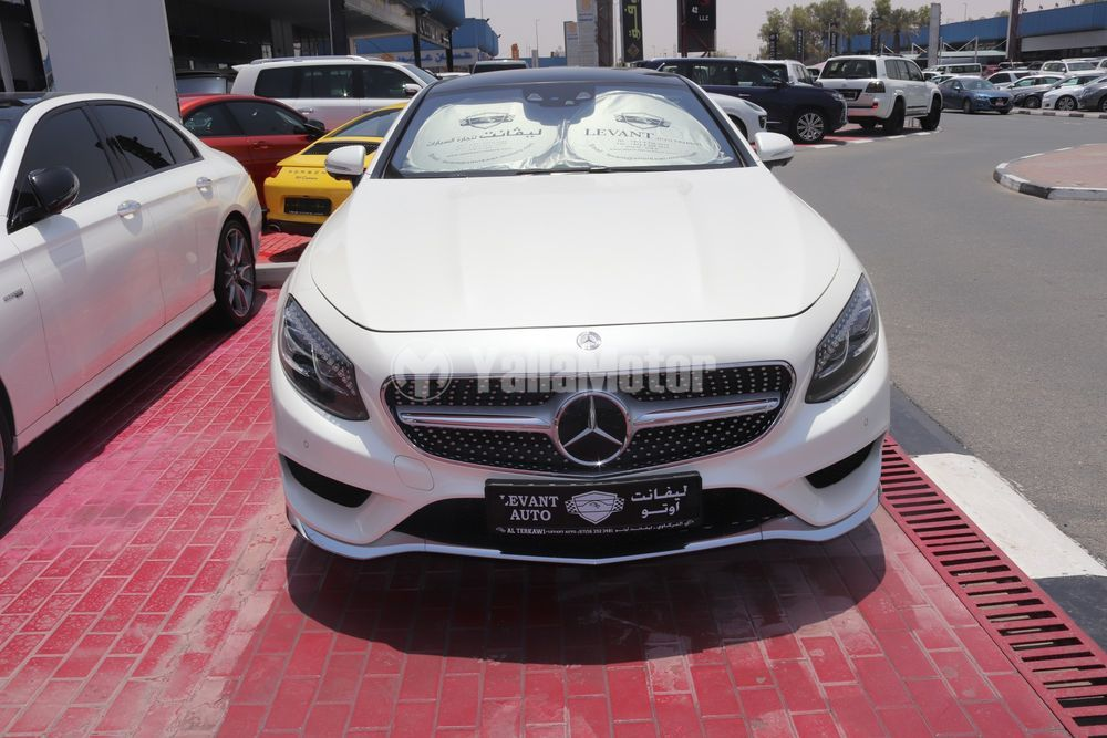 Used Mercedes-Benz S-Class Coupe 2015