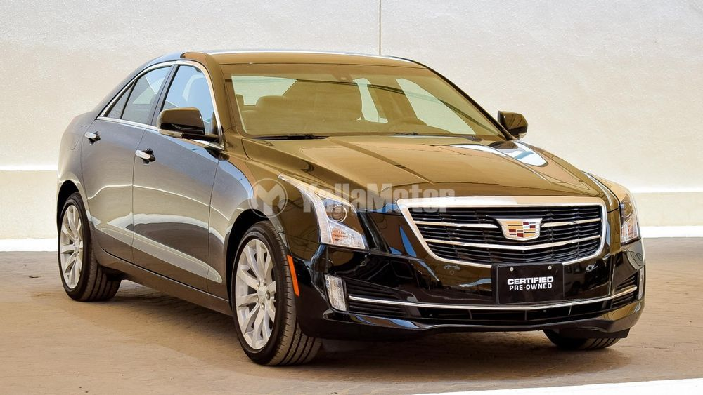 Used Cadillac ATS 2017 (896259)   YallaMotor.com