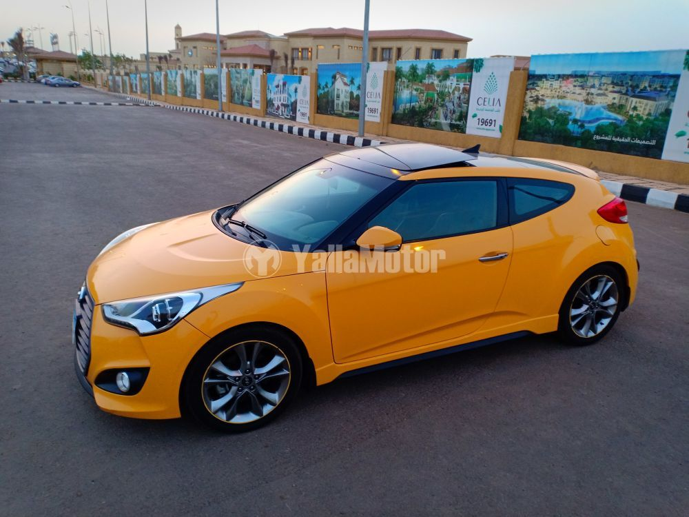 Used Hyundai Veloster Turbo 1.6L 2016