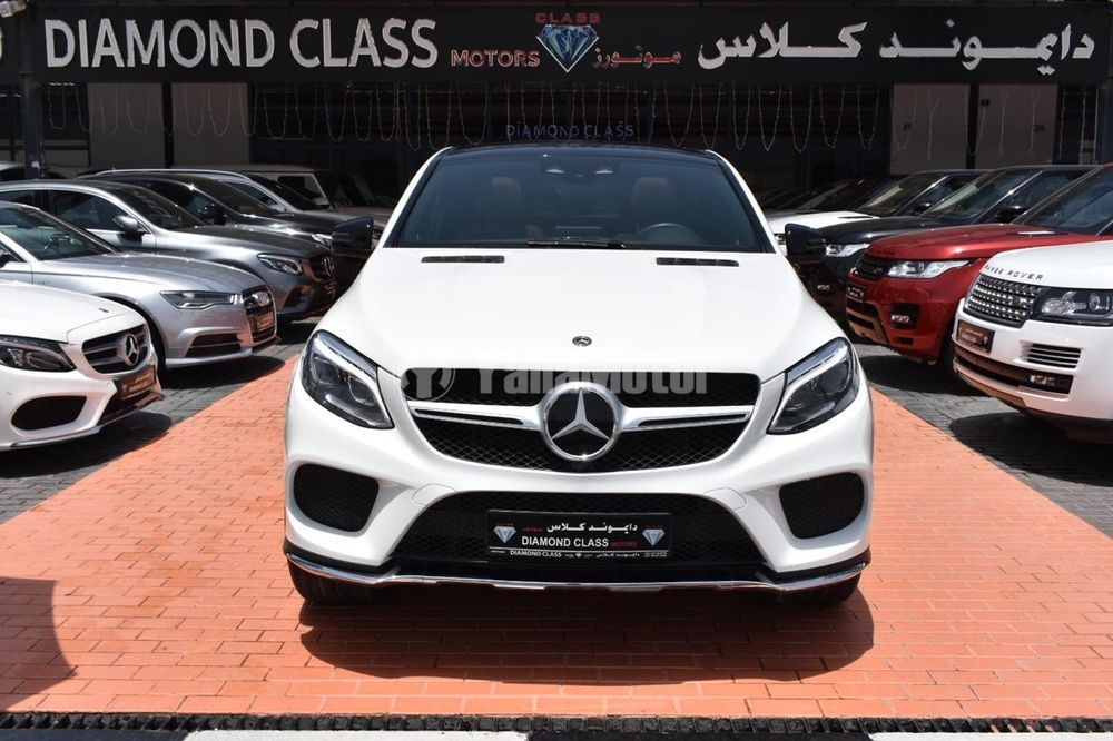 Used Mercedes-Benz GLE-Class GLE43 AMG 2018