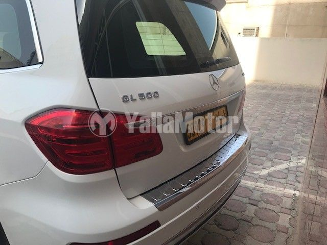 Used Mercedes-Benz GL-Class 2013