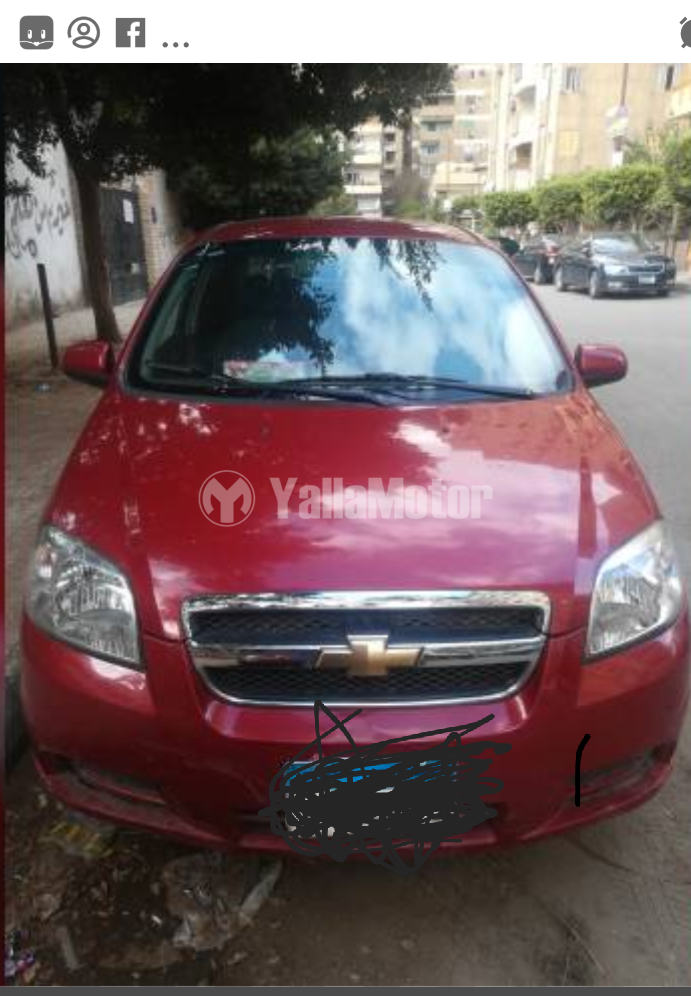 Used Chevrolet Aveo 1.4L Automatic 2014
