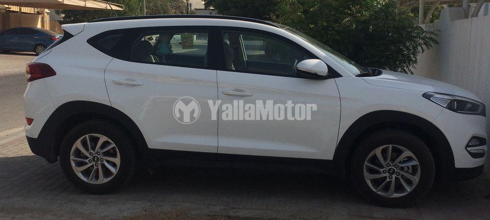 Used Hyundai Tucson 2.4L Full Option (AWD) 2017