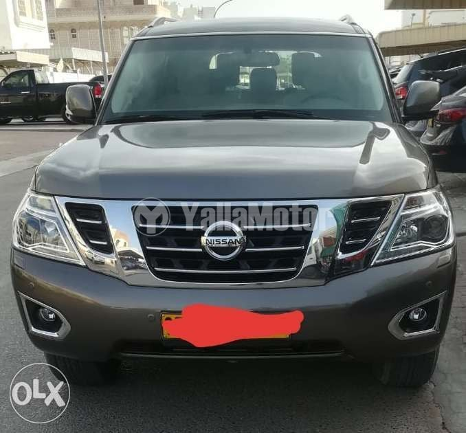 Used Nissan Patrol 4.0L SE (Full Option) 2017