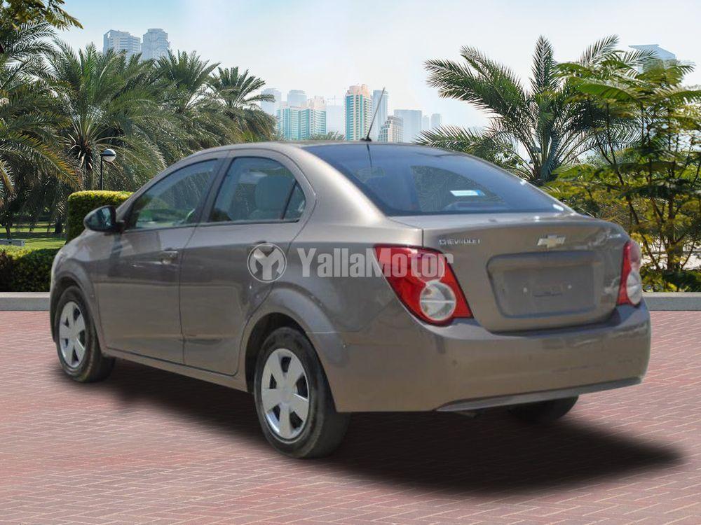 Used Chevrolet Sonic 2014