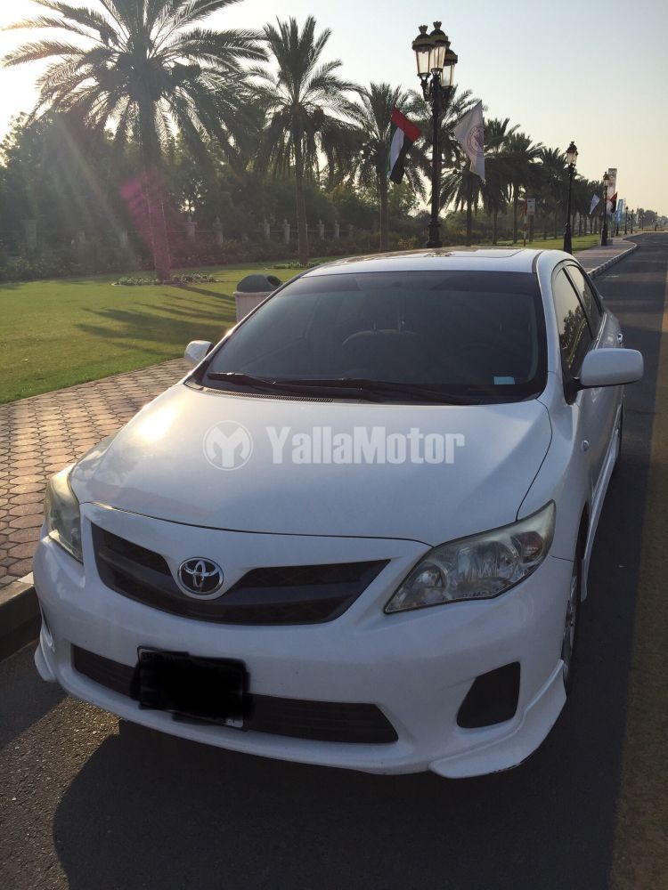 New Toyota Corolla 1.6L Sport 2013