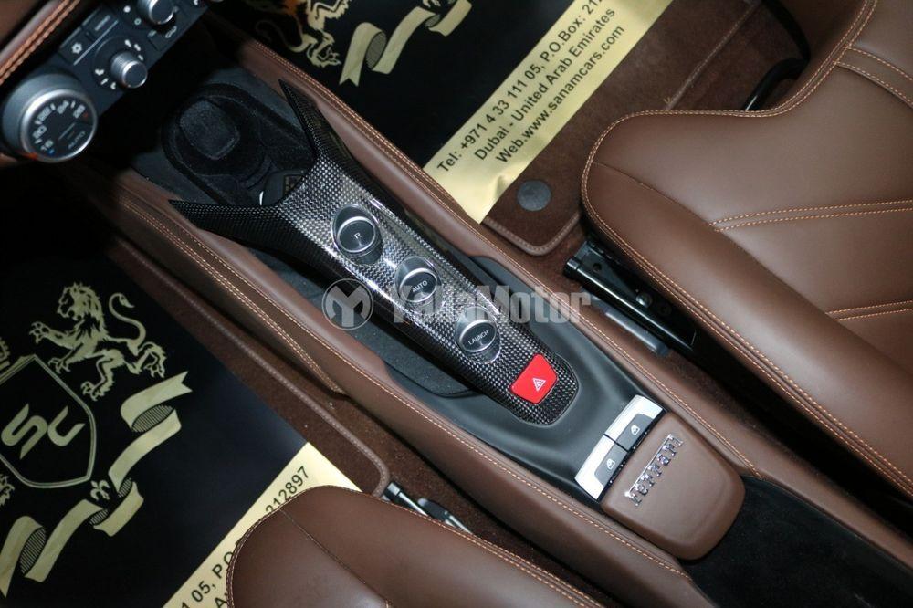 فيراري 488 3.9T V8 2017 مستعملة