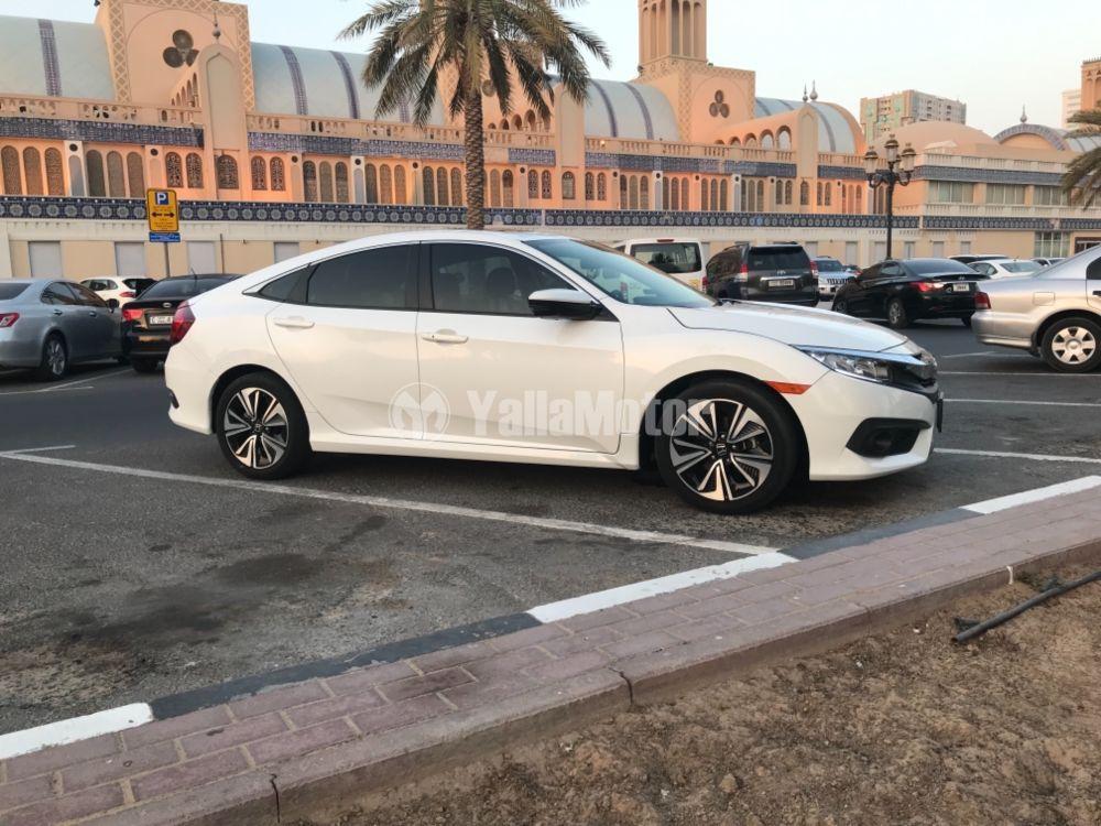 Used Honda Civic 2.0 EX 2017
