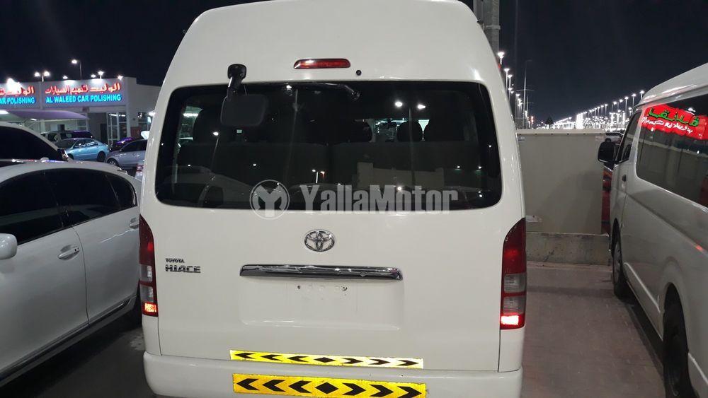 Used Toyota Hiace 2.7L Commuter GL High Roof LWB 2013