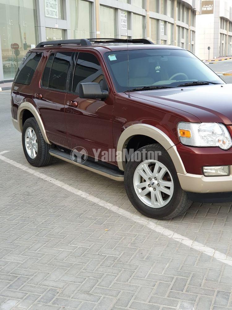 Used Ford Explorer 3.5L V6 XLT (AWD) Full Option 2009