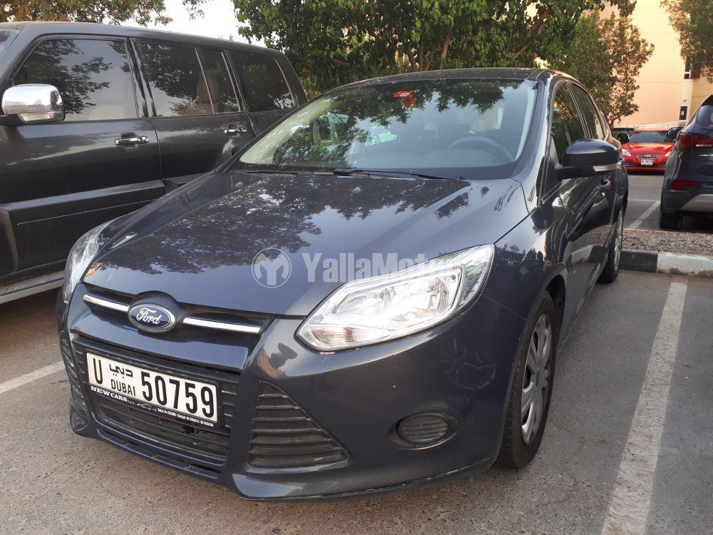 Used Ford Focus 1.6L Hatchback 2014