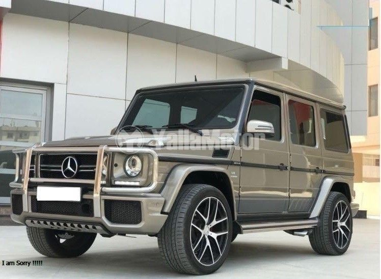 Used Mercedes-Benz G 63 AMG 2016