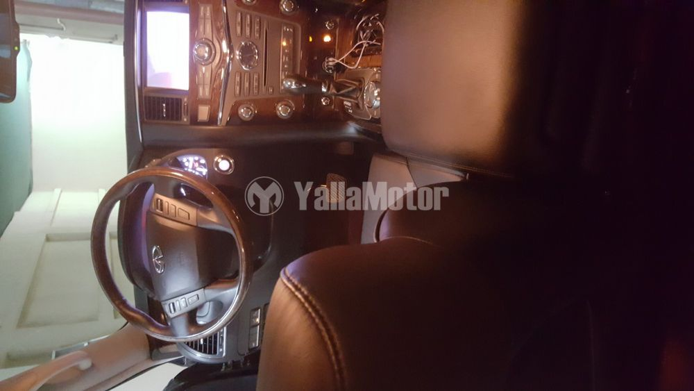انفينيتي كيو اكس80 5.6L Luxe 8 Seats 2014 مستعملة