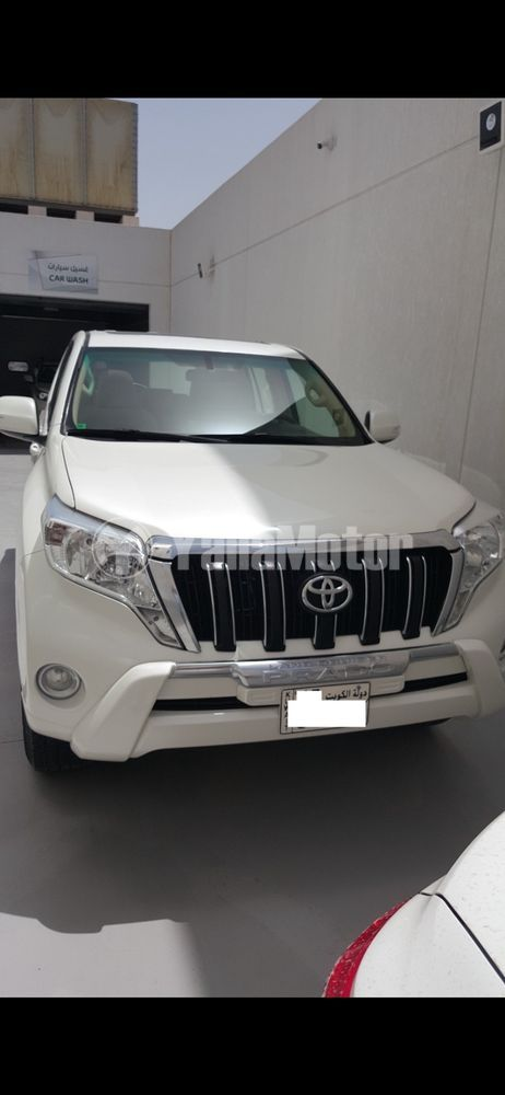 Used Toyota Land Cruiser Prado TXL 2015