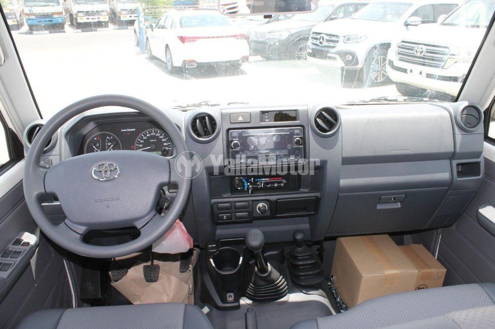 New Toyota Land Cruiser 2019
