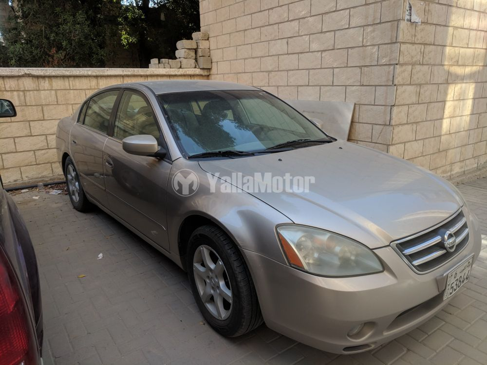 Used Nissan Altima 2.5 S 2006