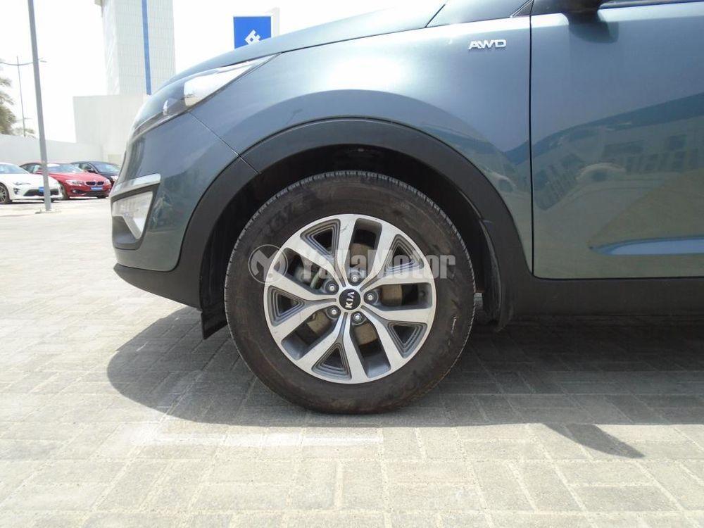 Used Kia Sportage 2016
