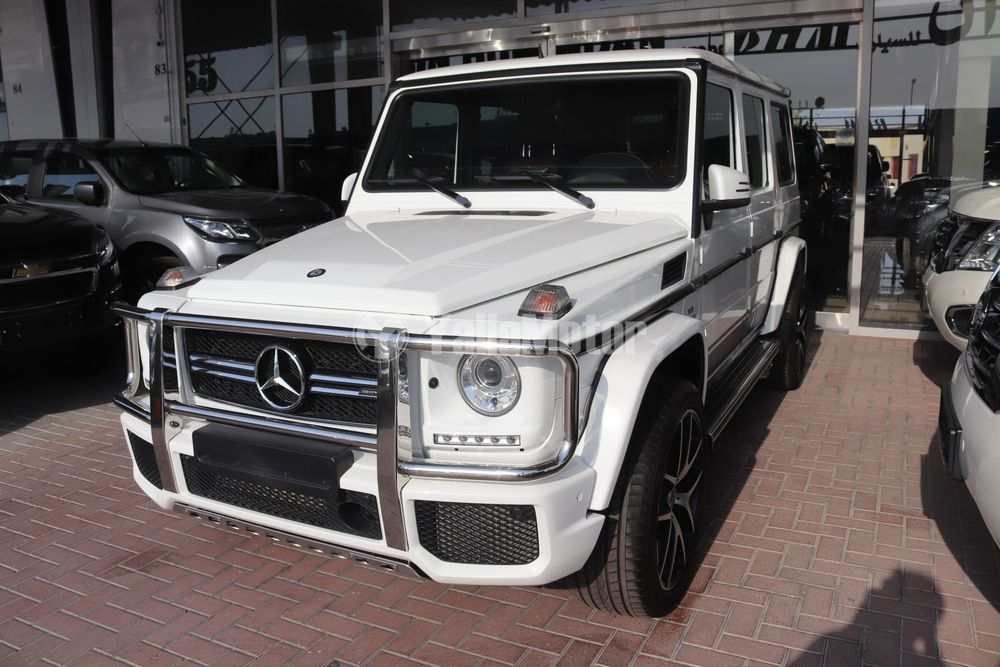 Used Mercedes-Benz G 63 AMG 2017