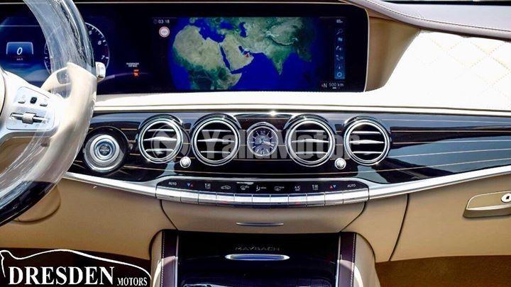New Mercedes-Benz S-Class 2019