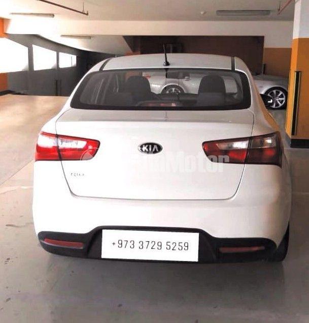 2019 Kia Rio Sedan: Used Kia Rio 4 Door Sedan 1.4L 2014 (902437)