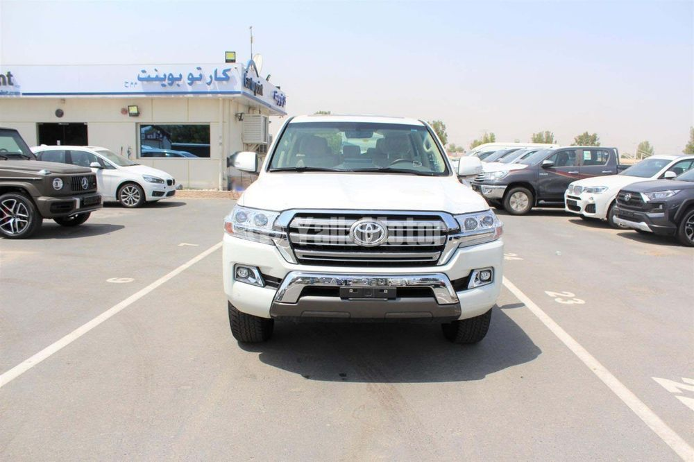 New Toyota Land Cruiser  4.6 GXR 2019