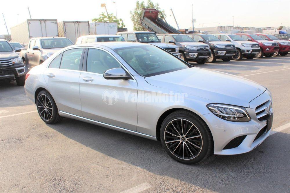 New Mercedes-Benz C-Class 2019