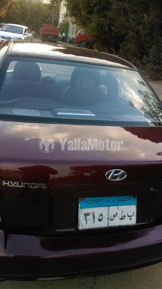 Used Hyundai Verna Manual 2008