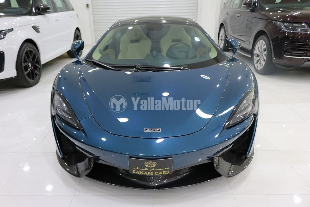 Used McLaren 570 GT 3.8T Coupe 2017