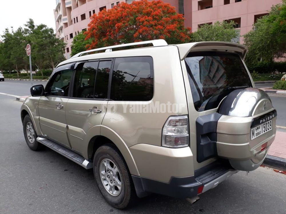 Used Mitsubishi Pajero 2008