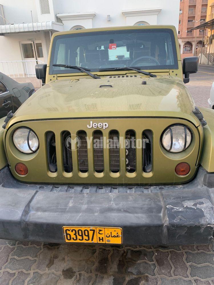 Used Jeep Wrangler 2008