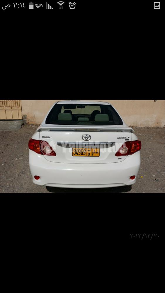 Used Toyota Corolla 2008
