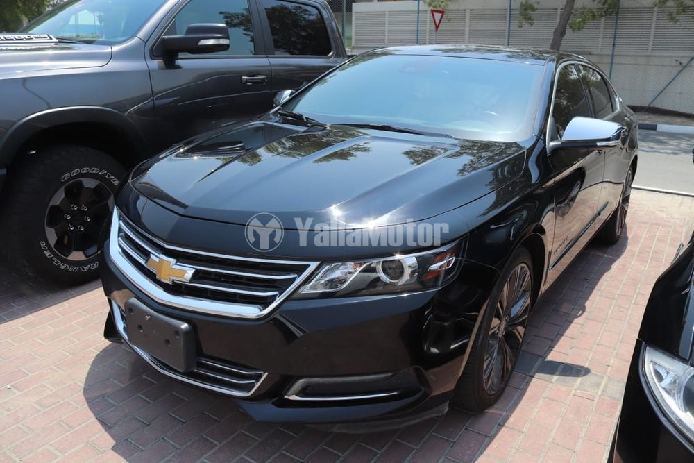 Used Chevrolet Impala LTZ 2017