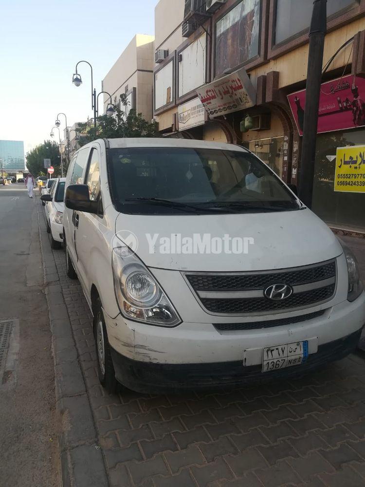 Used Hyundai H1 6-Seater Cargo Van 2010