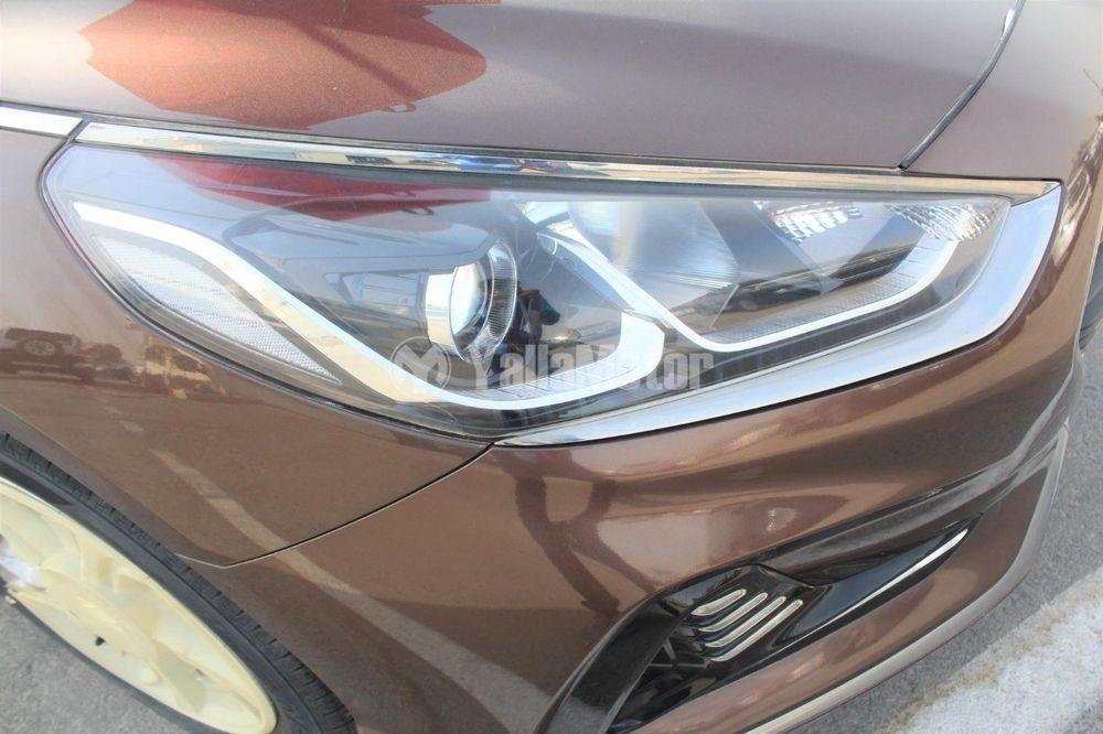 New Hyundai Sonata 2018