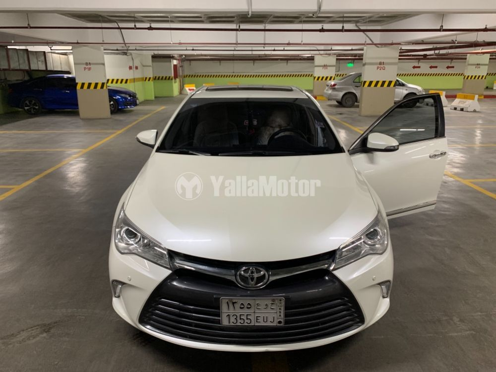 Used Toyota Camry 2.5L GLX 2016