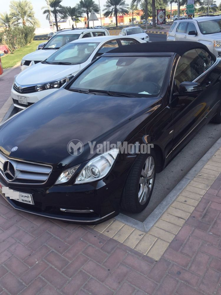 Used Mercedes-Benz E-Class Coupe 2011