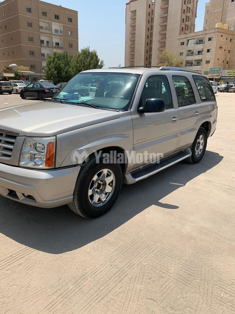 Used Cadillac Escalade 6.2L Premium Luxury 2006