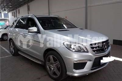 Used Mercedes-Benz ML500 2014