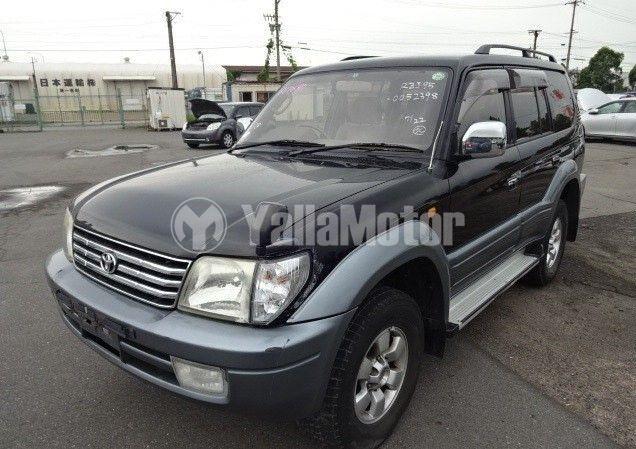Used Toyota Land Cruiser Prado 5 Door 2.7L (Manual) 2001