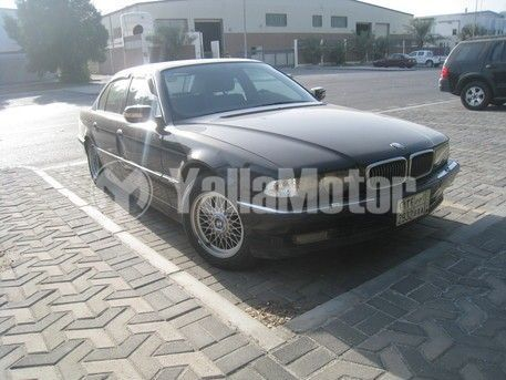 Used BMW 7 Series 740i 1996