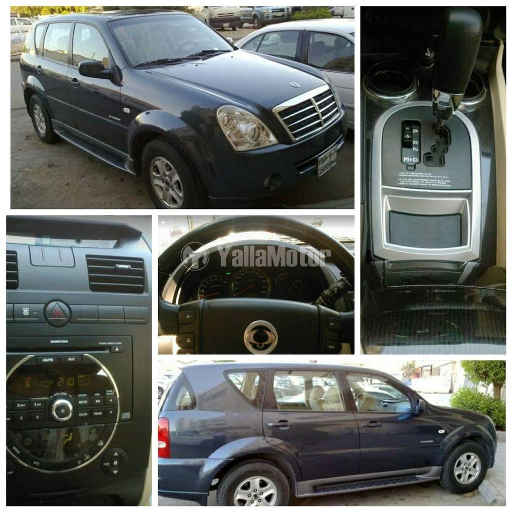 Used SsangYong Rexton 2008