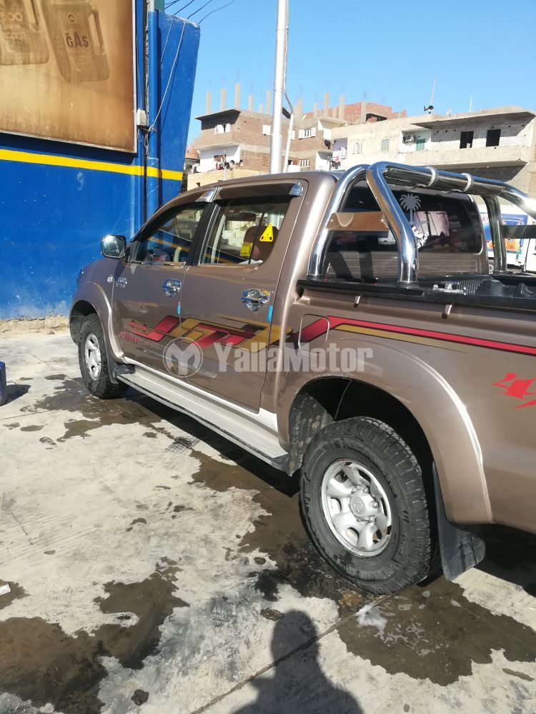Used Toyota Hilux 2.4L Double Cab 4x4 2012