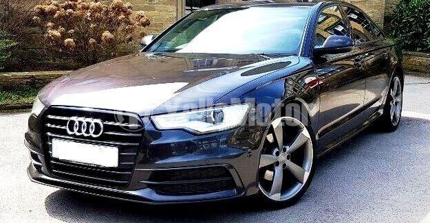 Used Audi A6 2012